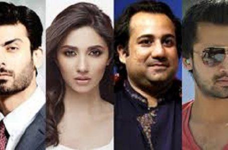 बॉलीवुड में पाकिस्तानी कलाकारों पर लगा बैन, जारी हुआ नोटिश!