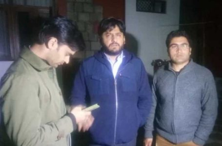 पी डी पी के सांसद फैयाज अहमद मीर पहुंचे देहरादून कश्मीरी छात्रों को दिया सुरक्षा का भरोसा – सीएम त्रिवेन्द्र रावत से भी हुई वार्ता