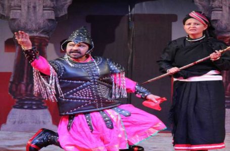 पर्वतीय नाट्य मंच देगा  मलेथा की ऐतिहासिक भूमि में  24 फरवरी को वीर भड माधो सिंह भंडारी  गीत नृत्य नाटिका की प्रस्तुति  मुख्यमंत्री  त्रिवेंद्र सिंह रावत होंगे  मुख्य अतिथि