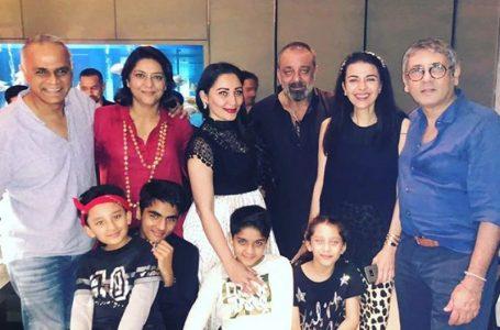 Birthday Special : संजय दत्त ने परिवार संग मनाया अपना बर्थडे, वीडियो वायरल