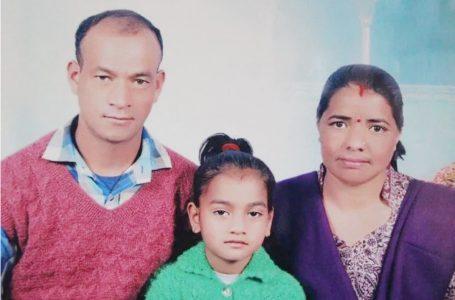 कश्मीर में लापता राजेंद्र सिंह की पत्नी की तबीयत खराब, एक महीने से कर रही थी पति का इंतज़ार