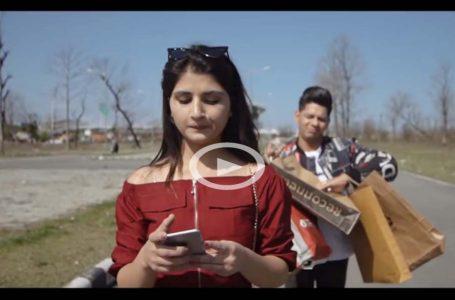 Video : प्यार की परिभाषा को व्यक्त करता है ये उत्तराखण्डी गीत